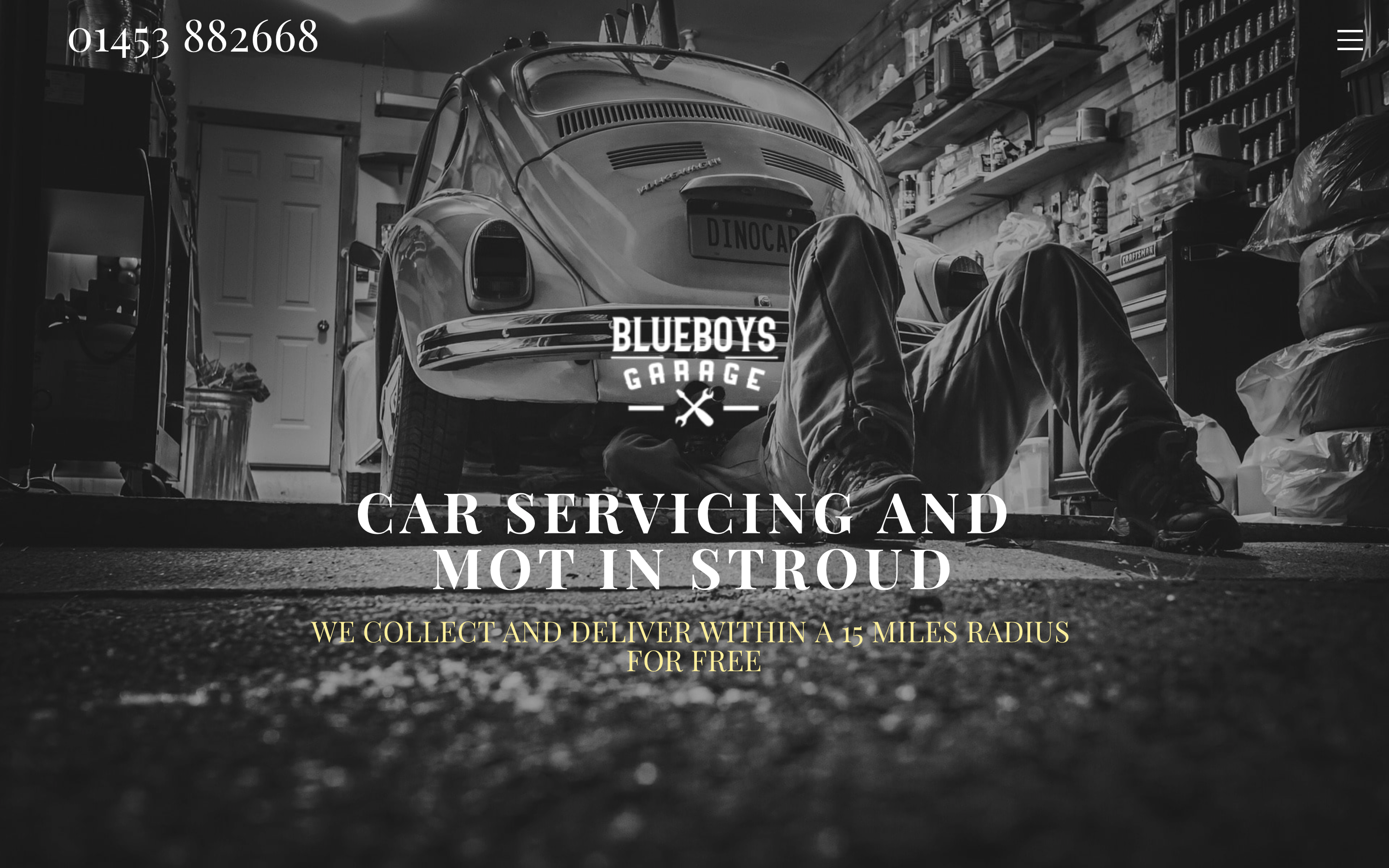Car Servicing and MOT in Stroud